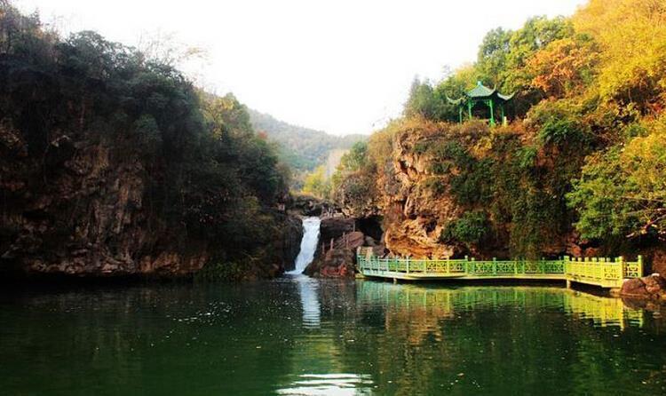 初冬游玩绿林山风景区 - 京山游记攻略【携程攻略】