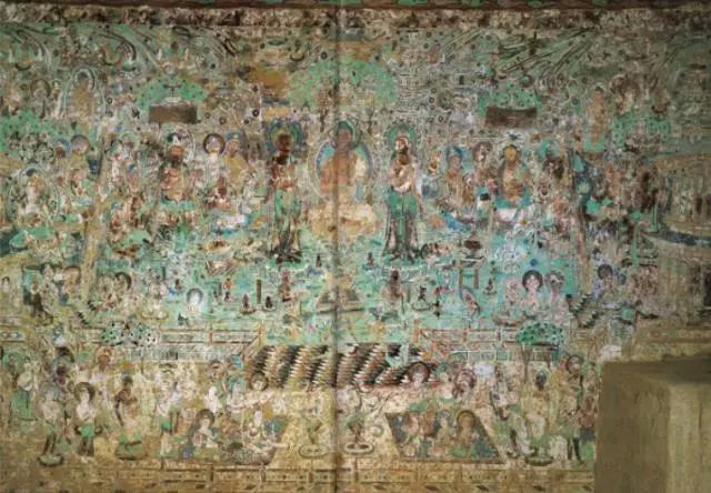 敦煌有嘻哈:莫高窟壁画里的爆裂鼓手