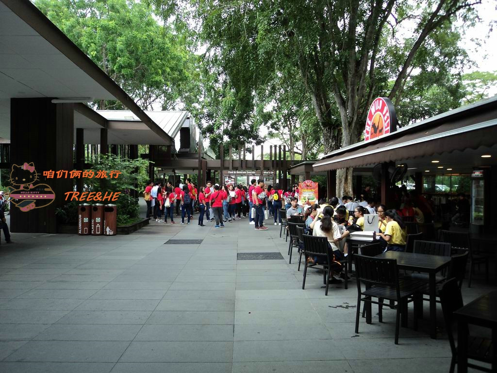 咱们俩的旅行--新加坡动物园