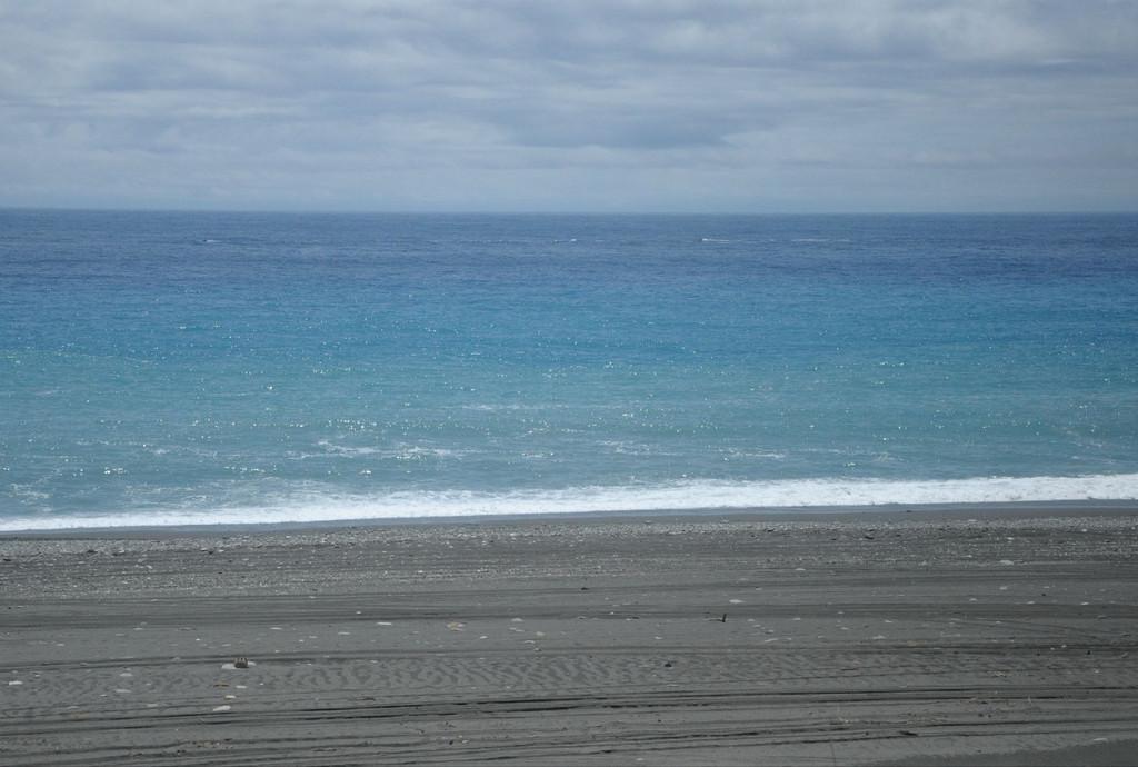 沿途风景很美,田园风,海岸线.