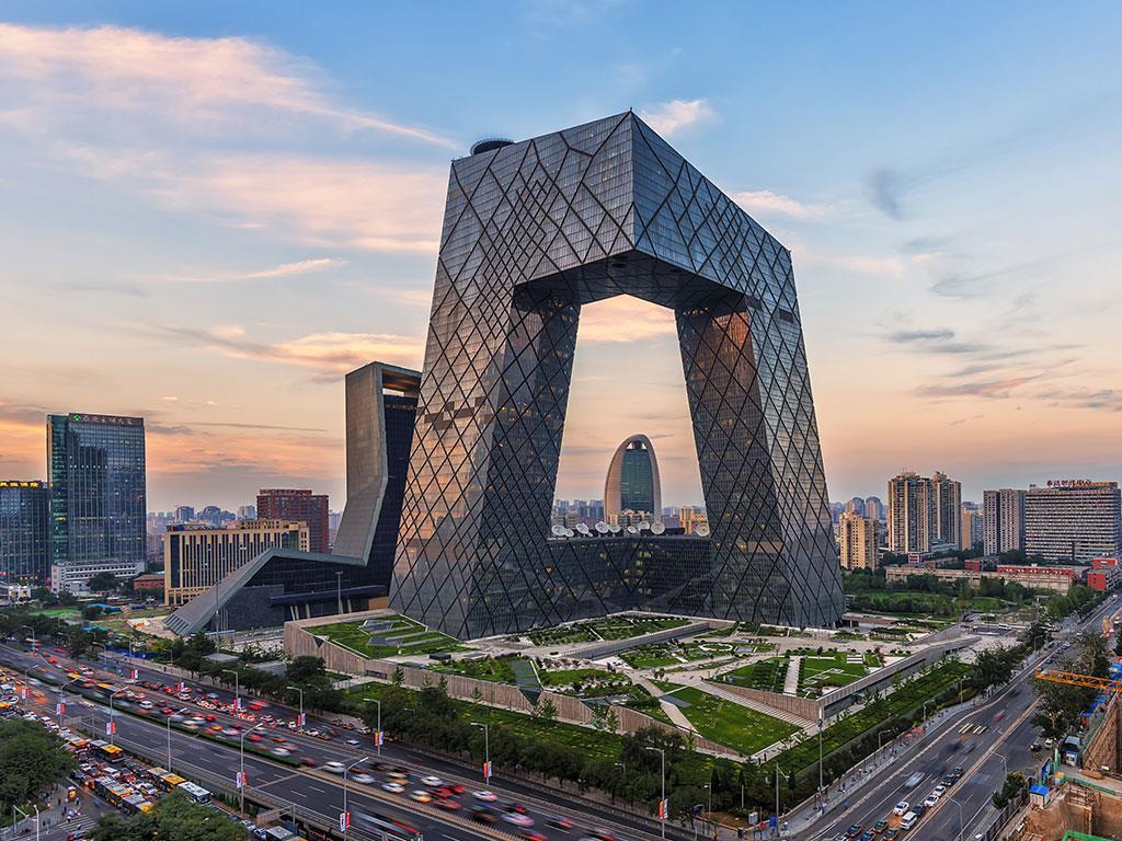北京摄影头里的经典一天图片