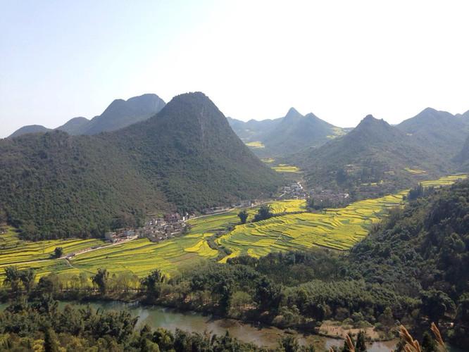 2015春节重庆贵州云南之旅