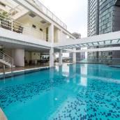 吉隆坡1021園景寬敞OYO公寓