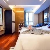 斑斕·家公寓(北京三里屯太古里首開鉑郡店)