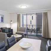 悉尼中央卡斯爾雷街盛橡酒店