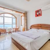 青島金沙灘最佳海景房普通公寓