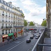 巴黎北站貝斯特韋斯特修爾酒店