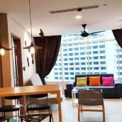 吉隆坡KLCC沃特斯套房凱爾文民宿
