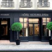 巴黎維克多利爾劇院酒店