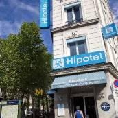 巴黎20區貝爾格蘭德市府西波特酒店
