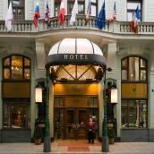 布拉格新藝術風格宮殿酒店
