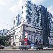 吉隆坡文良港中央商場度假屋酒店