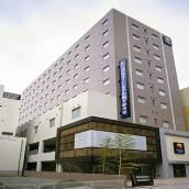 熊本新市街舒適酒店